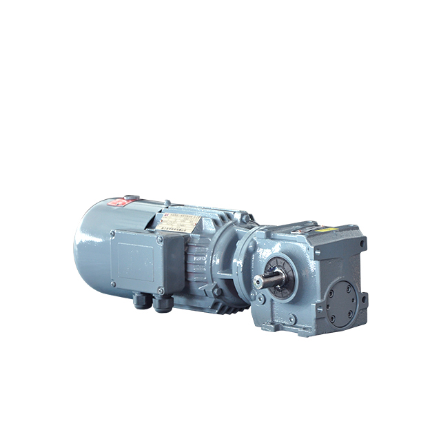 Chinese  best factory cheap price helical machinery worm gear box speed helical gear reducer