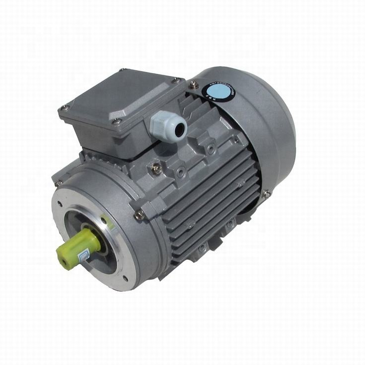 Color  High Quality Price Ratio logo custom three-phase asynchronous small ac electric worm gear motor