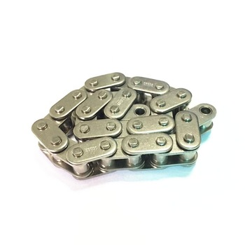 08AH/40H  price  China transmission simplex industrial stainless steel conveyor roller chain hollow pin