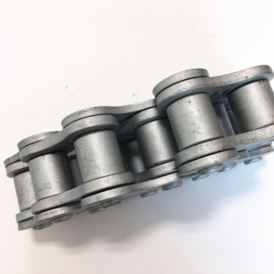 roller  wholesaler  China chain Pitch 19.05mm 12A-1/60-1  Dacromet-plated Roller Chain High Quality China Supplier