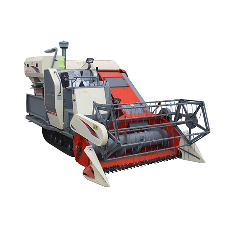 2020  Chinese Factory Wholesaler & Exporter New Type Rice Combine Harvester with Best Price for Sale