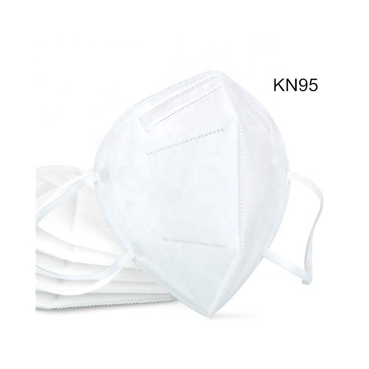 Disposable  factory Wholesale Suppliers Online Nonwoven Folding Half Face Mask for Self Use