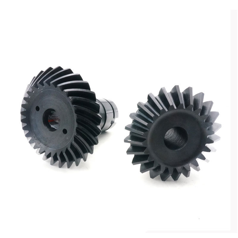 Professional  Lowest price Manufacturer Pinion Wheel Helical Bevel Gear