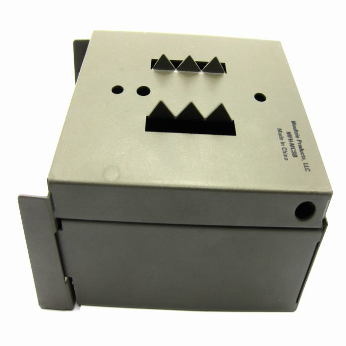 High  made in china Precision Stamping Electrical Control Aluminum Box Enclosure, OEM Size Aluminum Enclosure  Box