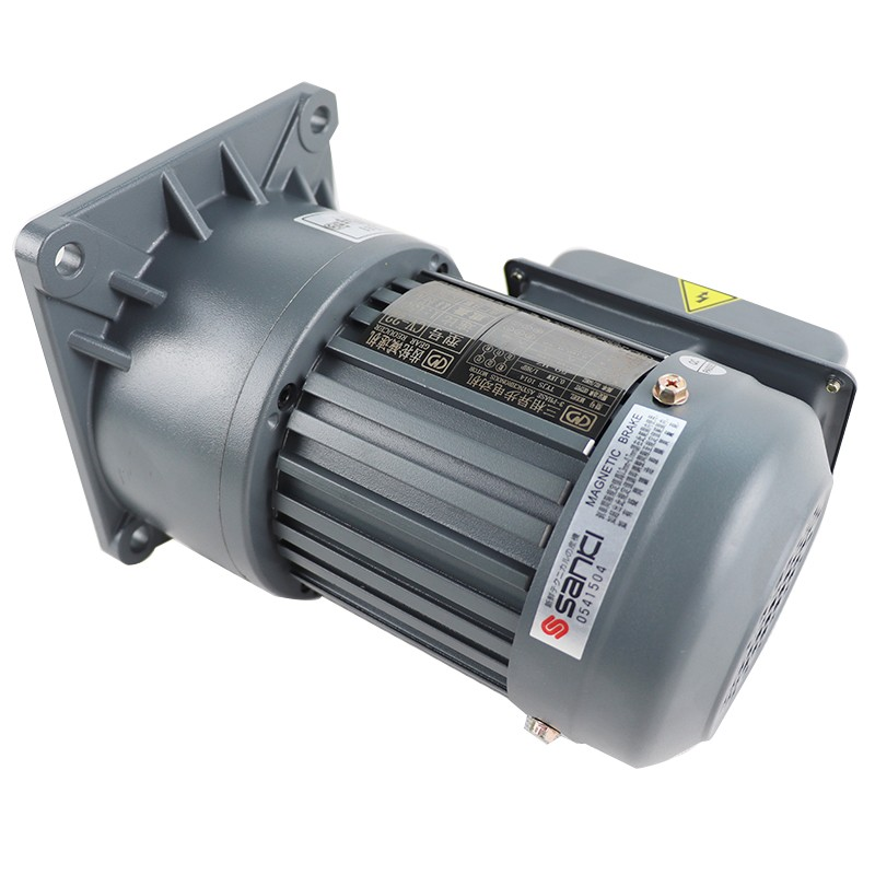 Three  Custom Solutions Available phase 2HP  electric motor ZM CV-40-1500-40 vertical 40 ratio 40 shaft 37rpm   ac gear motor with speed reducer.