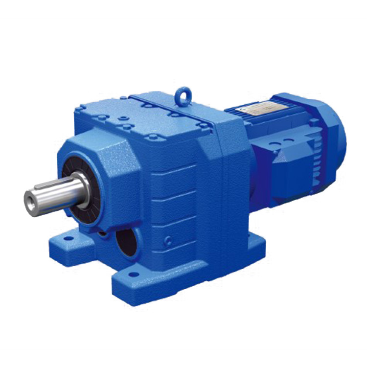 HangZhou EPG Industrial dcy series industrial cylindrical gear reducer worm gearbox for servo drives worm gear reducer