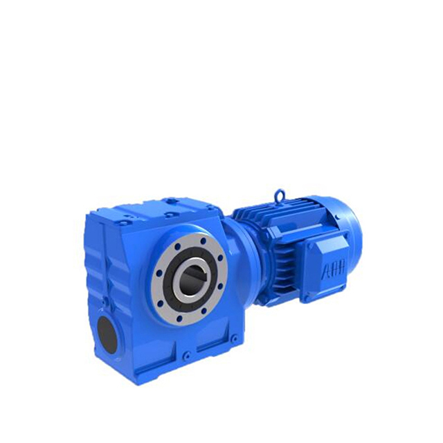 China manufacturer & factory supplier for S  in Tabriz Iran   series One Stage Worm Gear Reducer Reduction Speed for Mining Machine With high quality best price & service