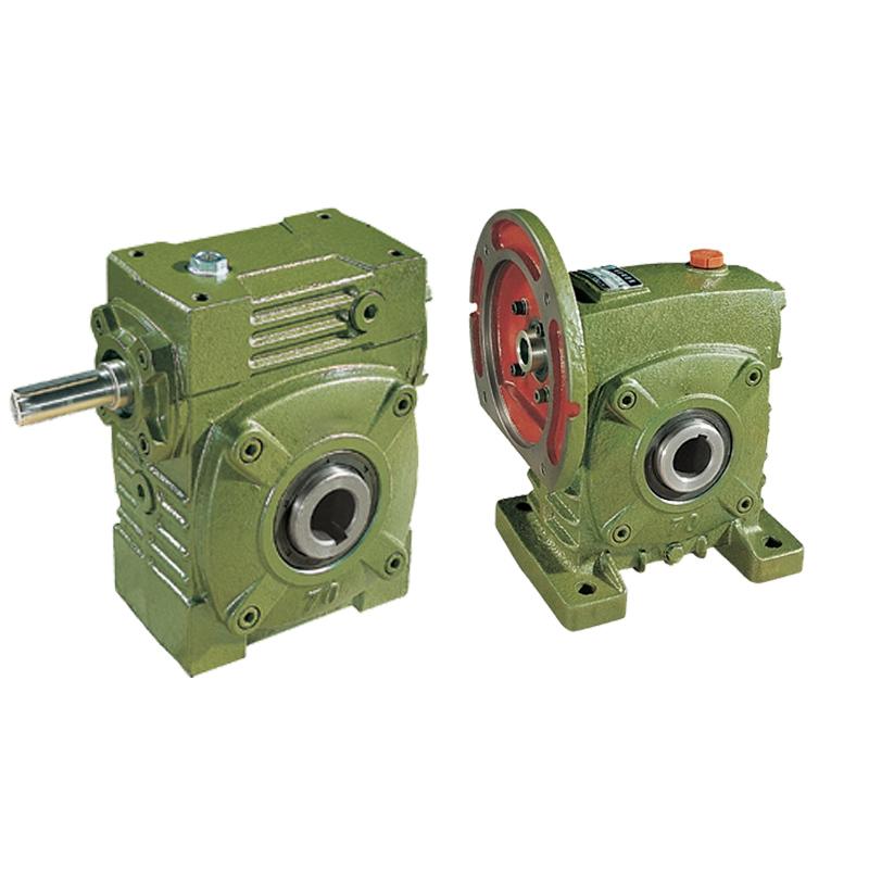 Fabricante y proveedor de fábrica de China para WPA10 en Cabimas Venezuela Reductor de velocidad de la serie Caja de cambios de 1400 rpm Transmisión de potencia Reductor de engranaje helicoidal de alto par Con alta calidad, mejor precio y servicio