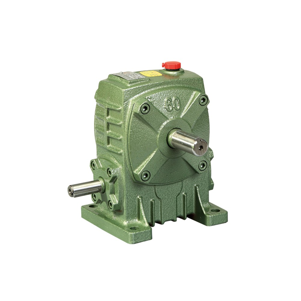 China manufacturer & factory supplier for WP  in Uige Angola  series worm gearbox worm reduction gearbox 90 degree worm gearbox With high quality best price & service