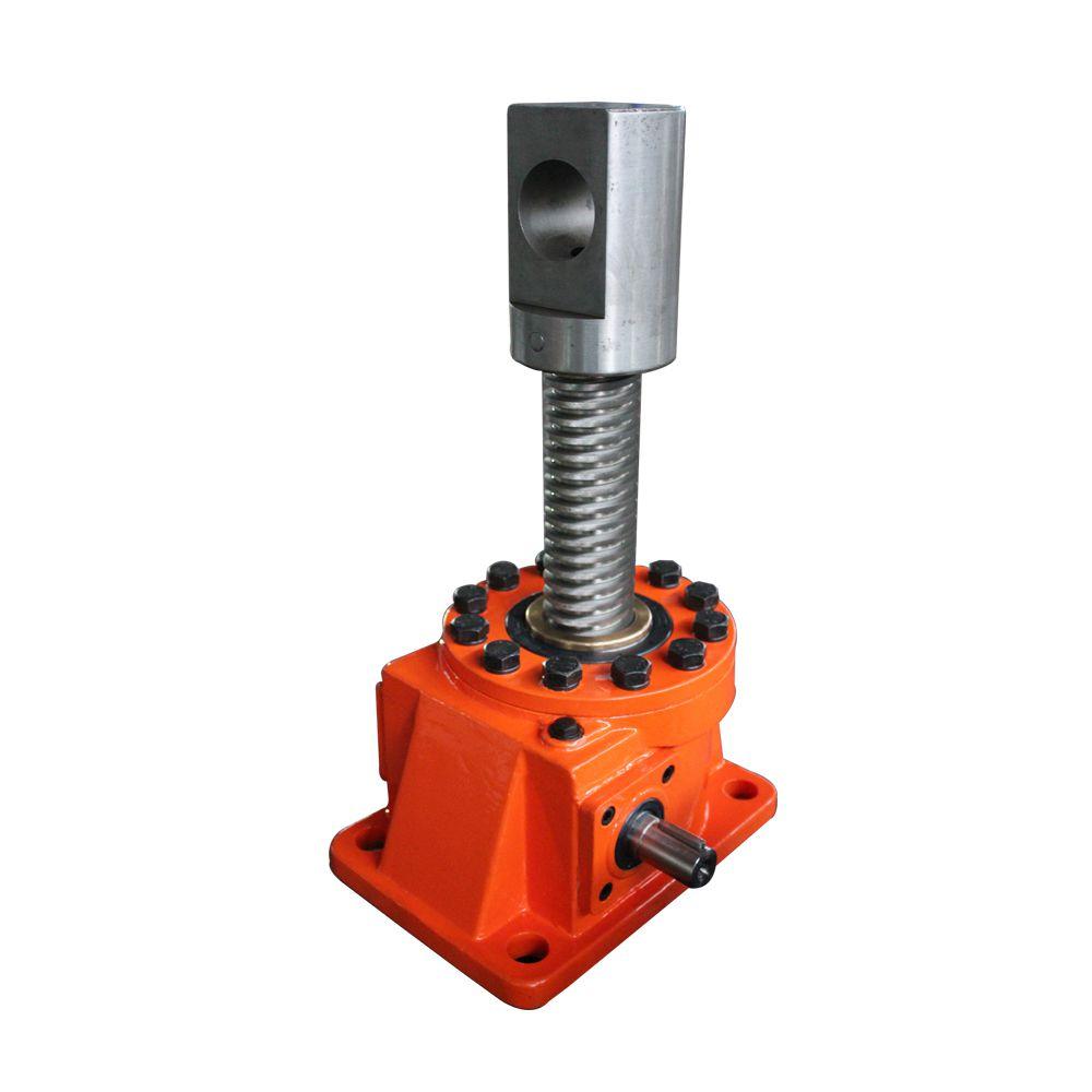 중국 Saharanpur 인도 시리즈 스크류 잭 리프트 테이블 전기 웜 기계식 스크류 잭 테이블 리프팅 기어 감속기의 SWL 용 중국 제조업체 및 공장 공급 업체 고품질 최고의 가격 및 서비스