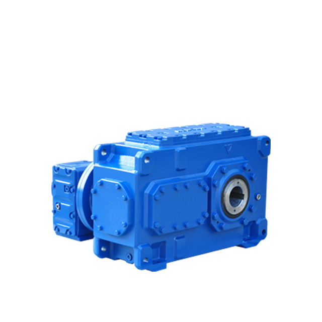 High  Manufacturers & Suppliers Torque Ratio Hot Sales Combined Parllel Axis H Gear Box