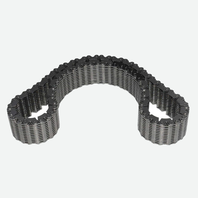 Economical high quality standard steel transmission chain for pushing window 16AF101