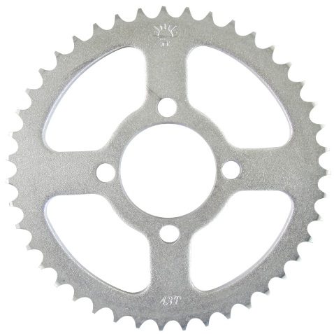 Motorcycle  made in china Motorbike Sprocket and Roller chain DISCOVER 100