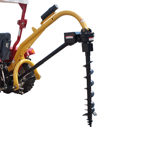 Best China manufacturer & factory Garden Tool Hydraulic Digging Machine Earth Drill With Auger Crane With high quality best price