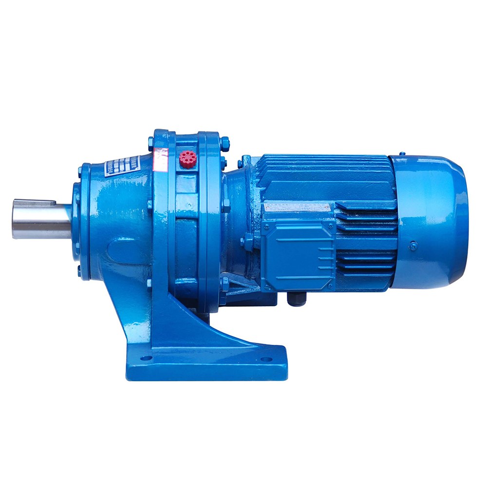 Best China manufacturer & factory Small  in Mombasa Kenya  horizontal planetary reducer cycloidal pinwheel reducer with motor BWD1 XWD gearbox motor With high quality best price