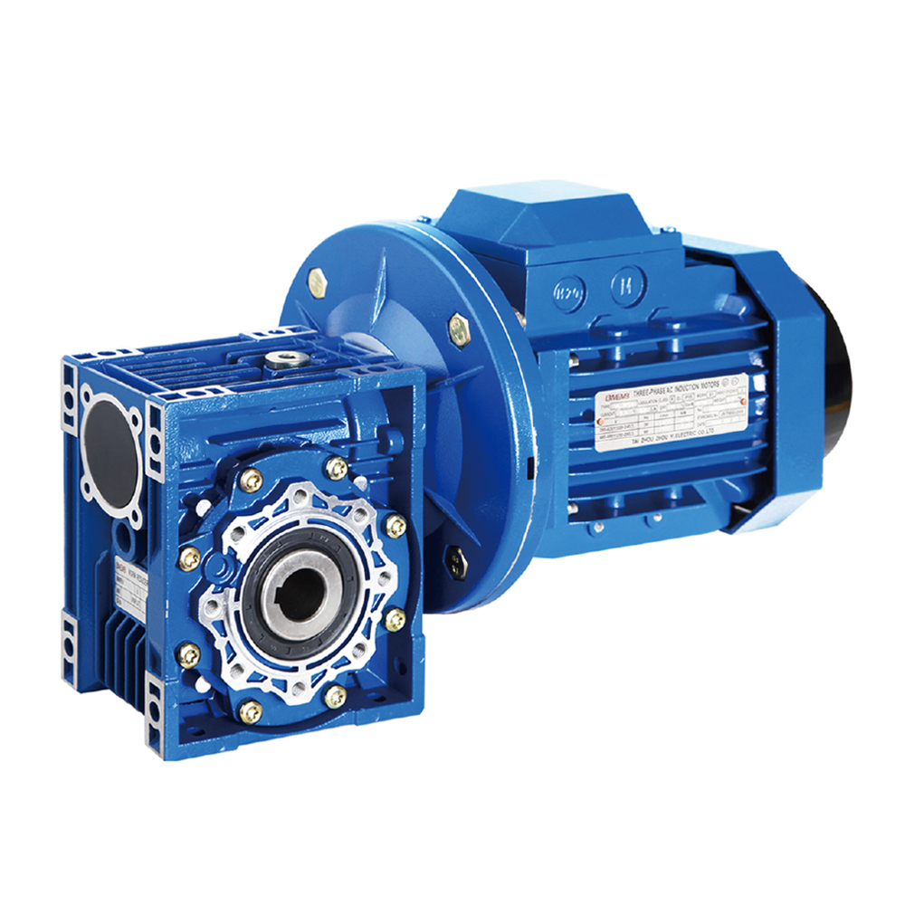 China best quality low sales price for china manufacturer  BMRV130 low price high quality large ratuo helical worm gearbox Factory Manufacturer and Supplier -from Pto-shaft.com