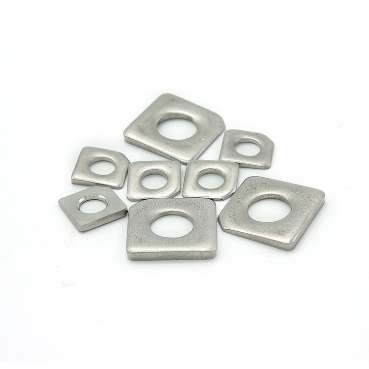 China manufacturer Custom Stainless steel 304 Circular flat gaskets