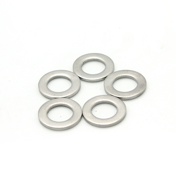 Best China manufacturer & factory China  in Al-Ain United Arab Emirates  manufacturer Custom Stainless steel 304 Circular flat gaskets With high quality best price