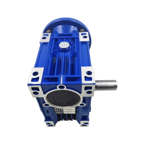 Best China manufacturer & factory Worm  in Muzaffarpur India  gear industrial sewing machine speed reducer flange mounted worm gearbox nmrv40 reducer with motor With high quality best price