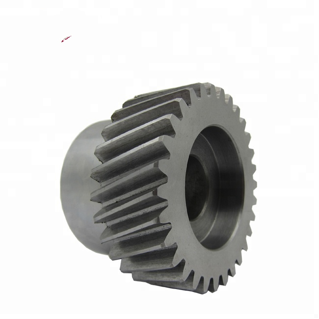 China manufacturer & factory supplier for China  in Dnipro Ukraine  manufacturer CNC high precision stainless steel helical gear rack and pinion With high quality best price & service
