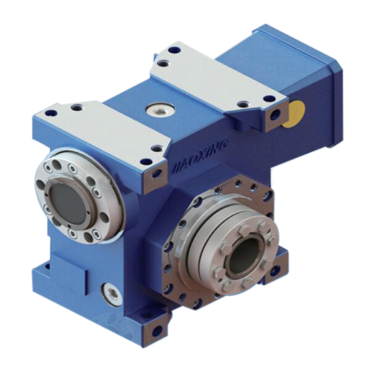 High quality Helical design electric motor small gear right angle high speed reducer reduction worm gearbox suppliers - Best Supplier Manufacturer & Factory