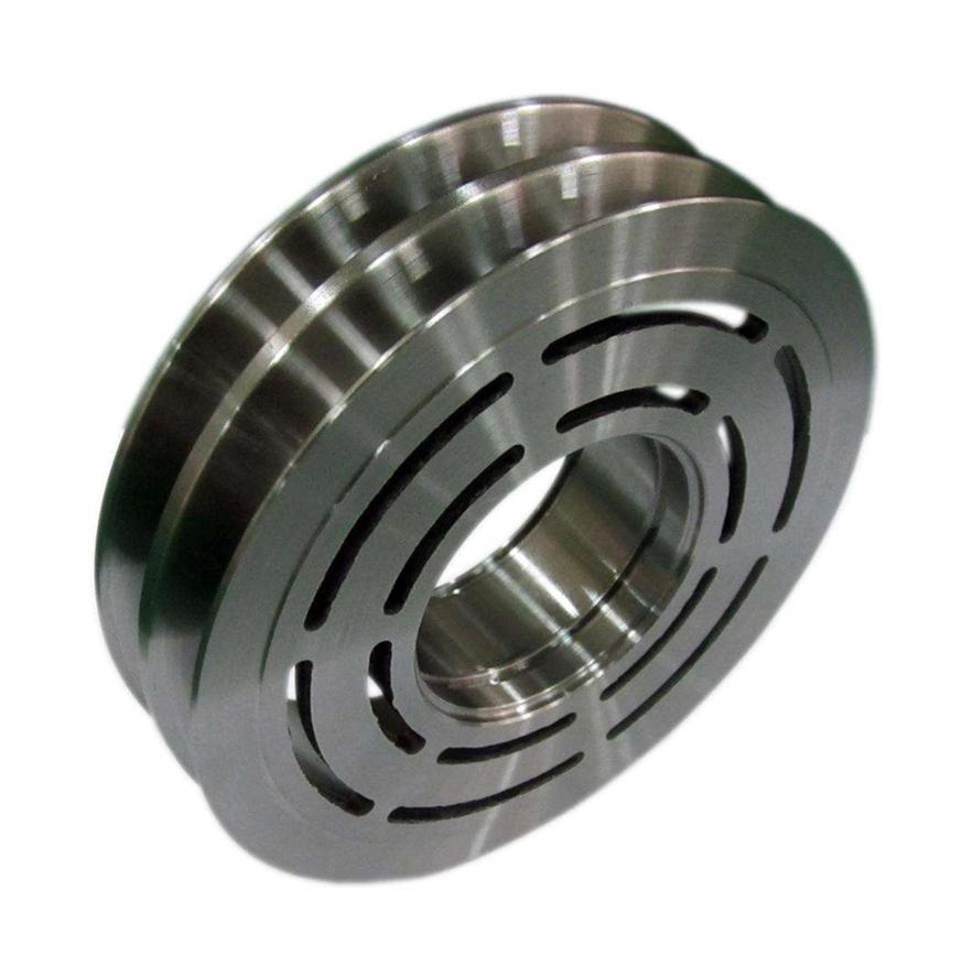 htd 8m solid hole Pulley for sale