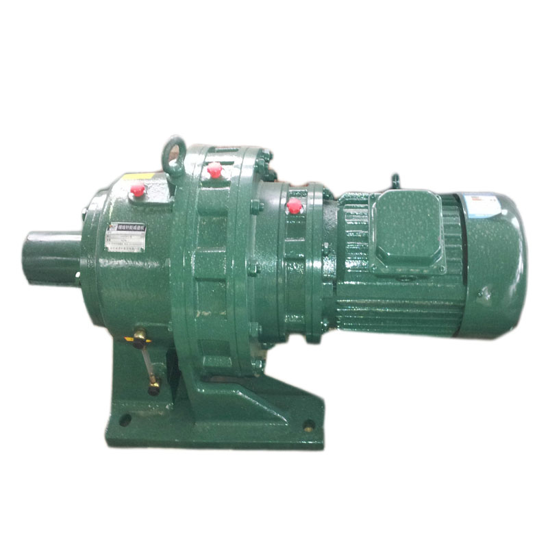Best China manufacturer & factory china  in Lodz Poland  supplier BWD BLD 2 Series 1:40 ratio cycloidal gearbox gear reducer for concrete transit mixer with TB support With high quality best price