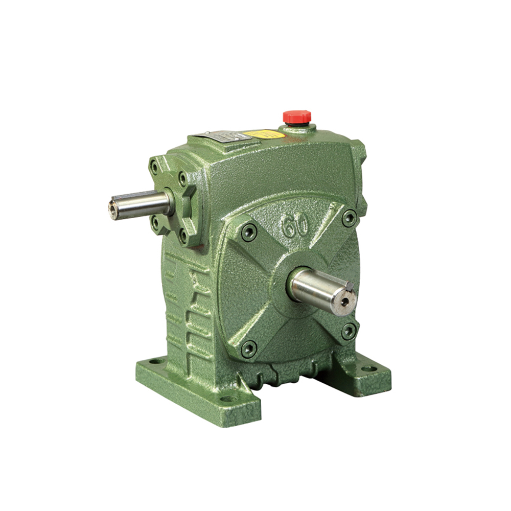 High quality WPA050 Worm gear box speed reducer  speed variator line transmission light duty gearbox small on sale price worm gear reducer - Best Supplier Manufacturer & Factory