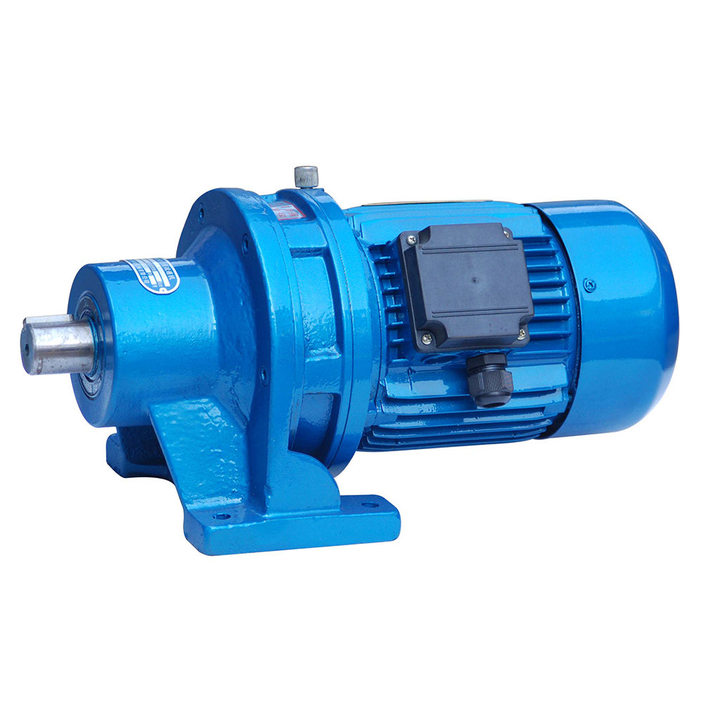 Bwd3  China best quality   China best supplier Horizontal Cycloidal Pinwheel Gear Speed Reducer with Electrical Motor