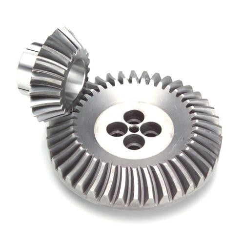Best China manufacturer & factory factory  in Thrissur India  manufacturer for  big auto parts machining metal iron alloy steel aluminum driving bevel gear With high quality best price