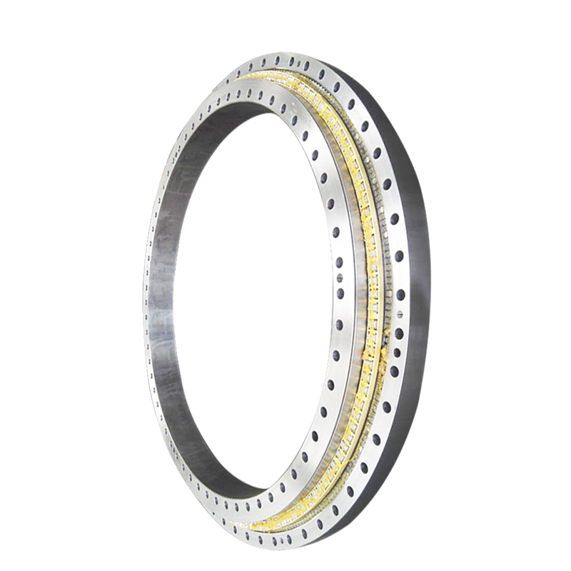 China best quality low sales price for china supplier Wheel Crane Three- Row Roller Slewing Bearing Factory Manufacturer and Supplier -from Pto-shaft.com