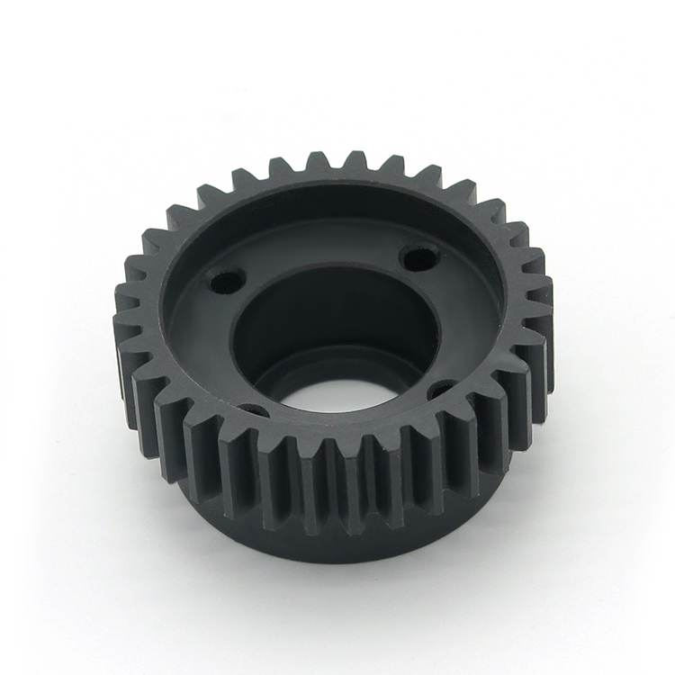 China Nice Quality High strength Customized Nylon Spur Gears