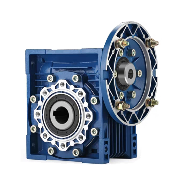 High quality 0.12kw-15kw NMRV worm gear reducer NMRV75 3 phase motor gearbox - Best Supplier Manufacturer & Factory