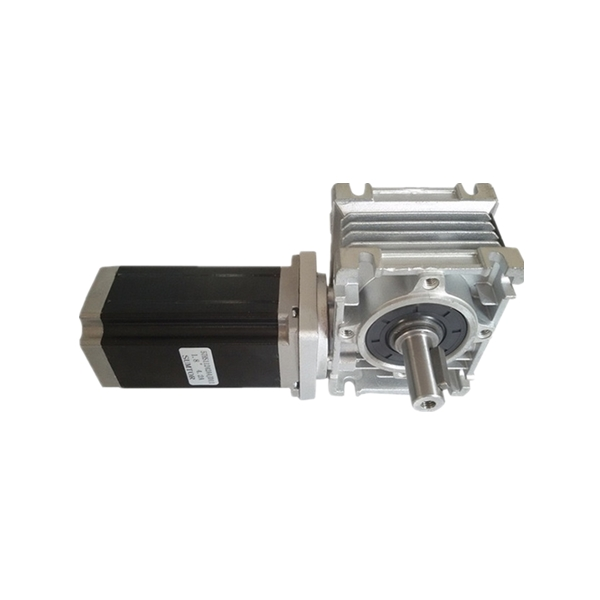 China manufacturer & factory supplier for nmrv50  in Jiddah Saudi Arabia  reducer with stepper motor 500w worm gearbox speed reducer selling well in Southeast Asia With high quality best price & service