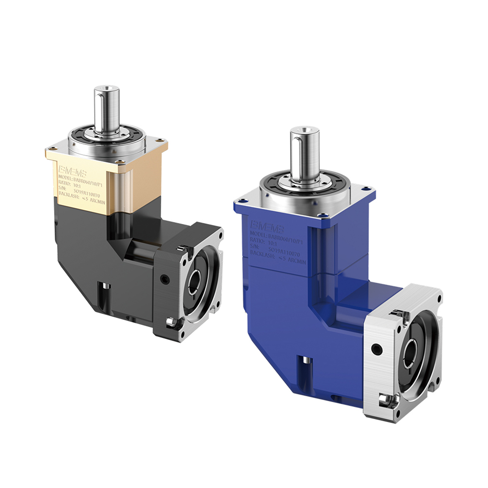 china  made in china manufacturer  BABR060 90 degree gear coaxial planetary gearbox transmission