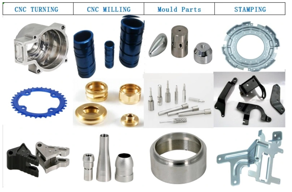 OEM custom cnc brass machining household sewing machine parts