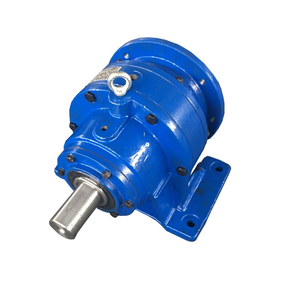 Best China manufacturer & factory cycloidal speed reducer gearbox cyclo gear box manual transmission 2 1 reduction gearbox  speed reducer  cyclo pinwheel gearbox With high quality best price