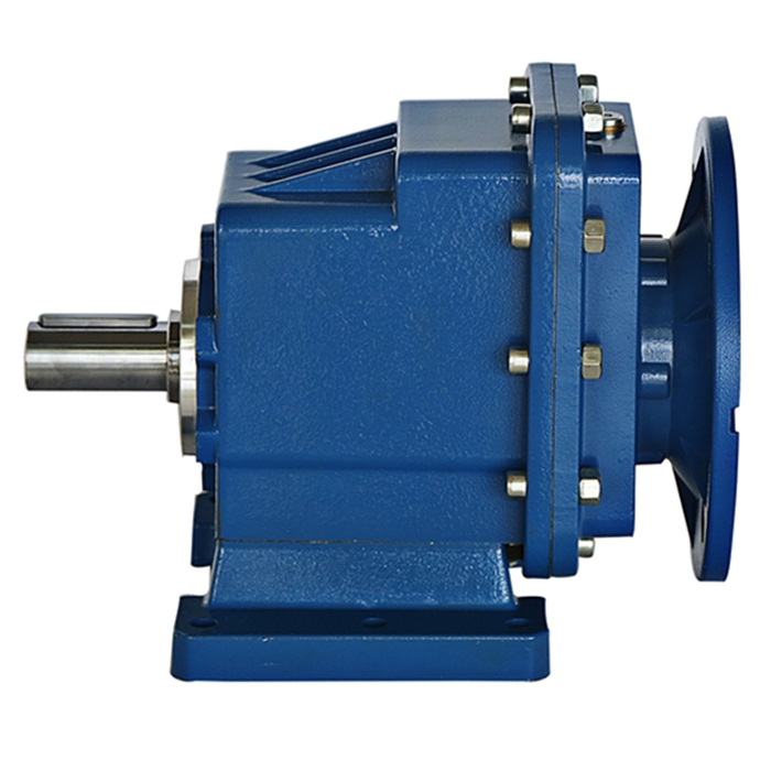 Best China manufacturer & factory china supplier helical gearbox for bucket conveyors   hoists   cement industry   concrete mixers With high quality best price