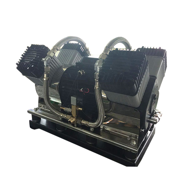 Piston Type / scroll type / water lubricate type of  Oil-free Air Compressor