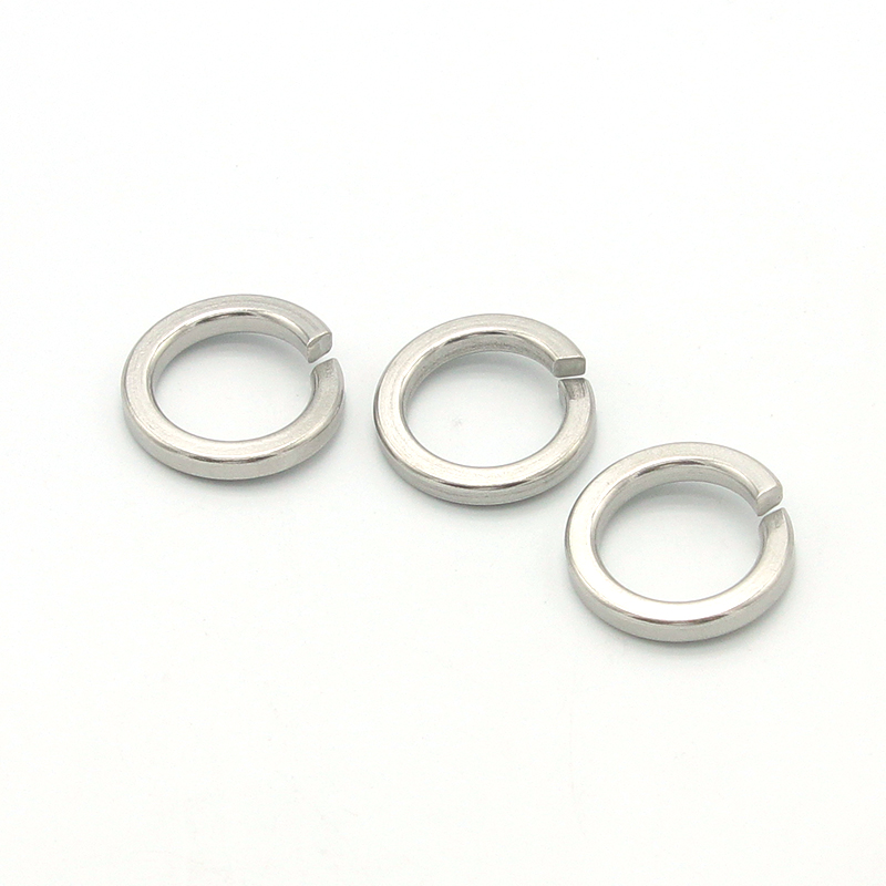 China Nice Quality High strength Custom made Various Stainless Steel Spring Washers