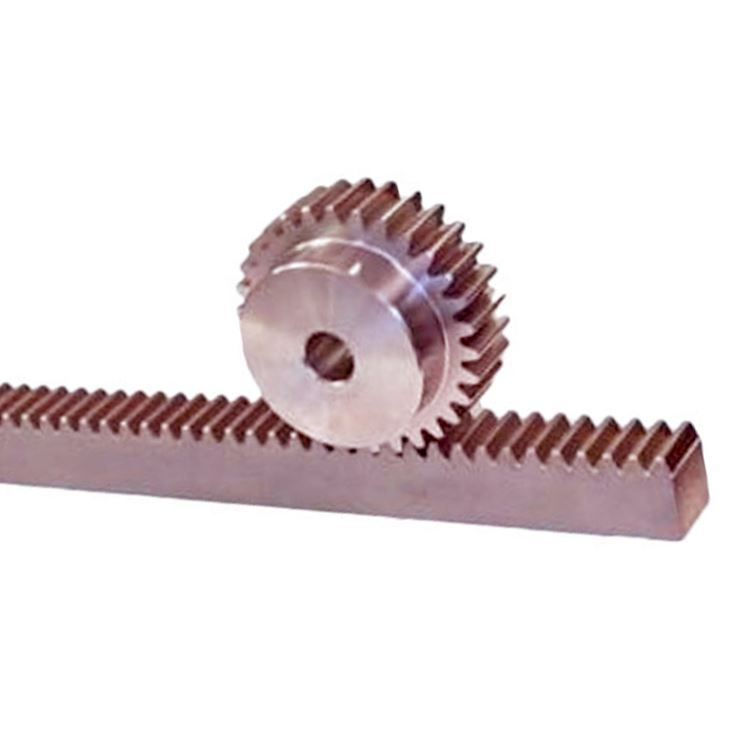 Best China manufacturer & factory High precision miniature rack and pinion with one edge teeth With high quality best price