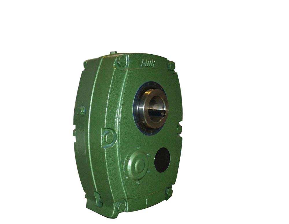 Best China manufacturer & factory SMR  in Surakarta Indonesia  shaft moutned gear reducer belt conveyor drive power transmission agricultural gearbox right angle gearbox With high quality best price