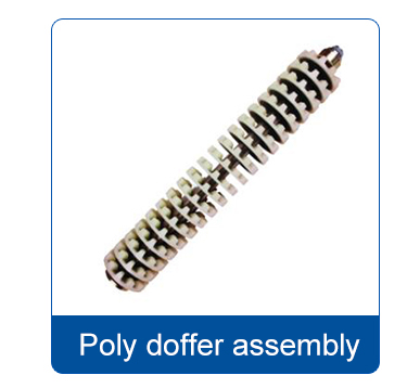 china manufacturer tractor spare parts JD Cotton Picker Poly Doffers