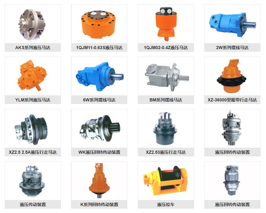 china supplier orbital hydraulic motor low rpmhydraulic wheel orbit motororbital shaker motor