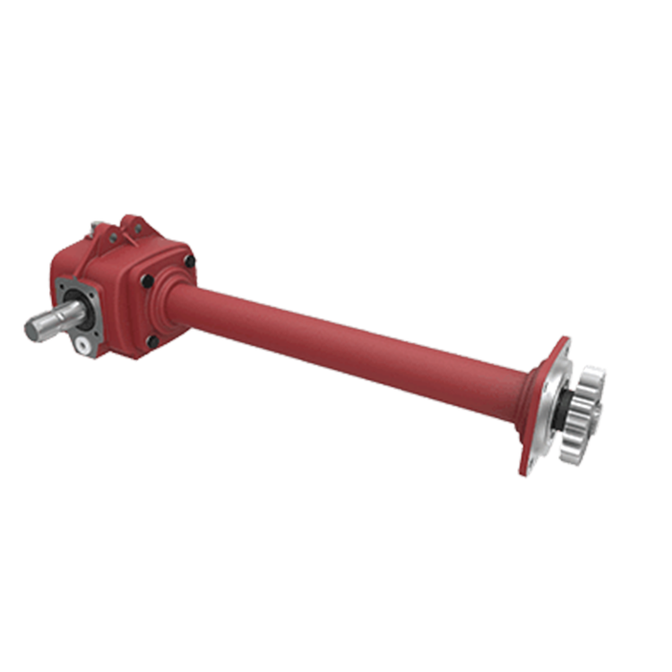 Best China manufacturer & factory Gearbox For Rotary Tiller With high quality best price