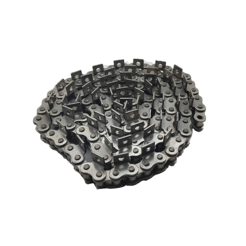 Best China manufacturer & factory China manufacturer Stainless steel industrial transmission roller chain with attachment A1 With high quality best price