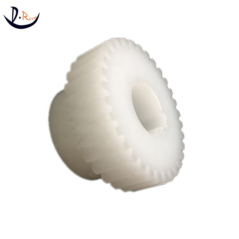 Competitive  made in china price side mirror gear plastic gears for toys 10 teeth gear plastic POM small plastic gears