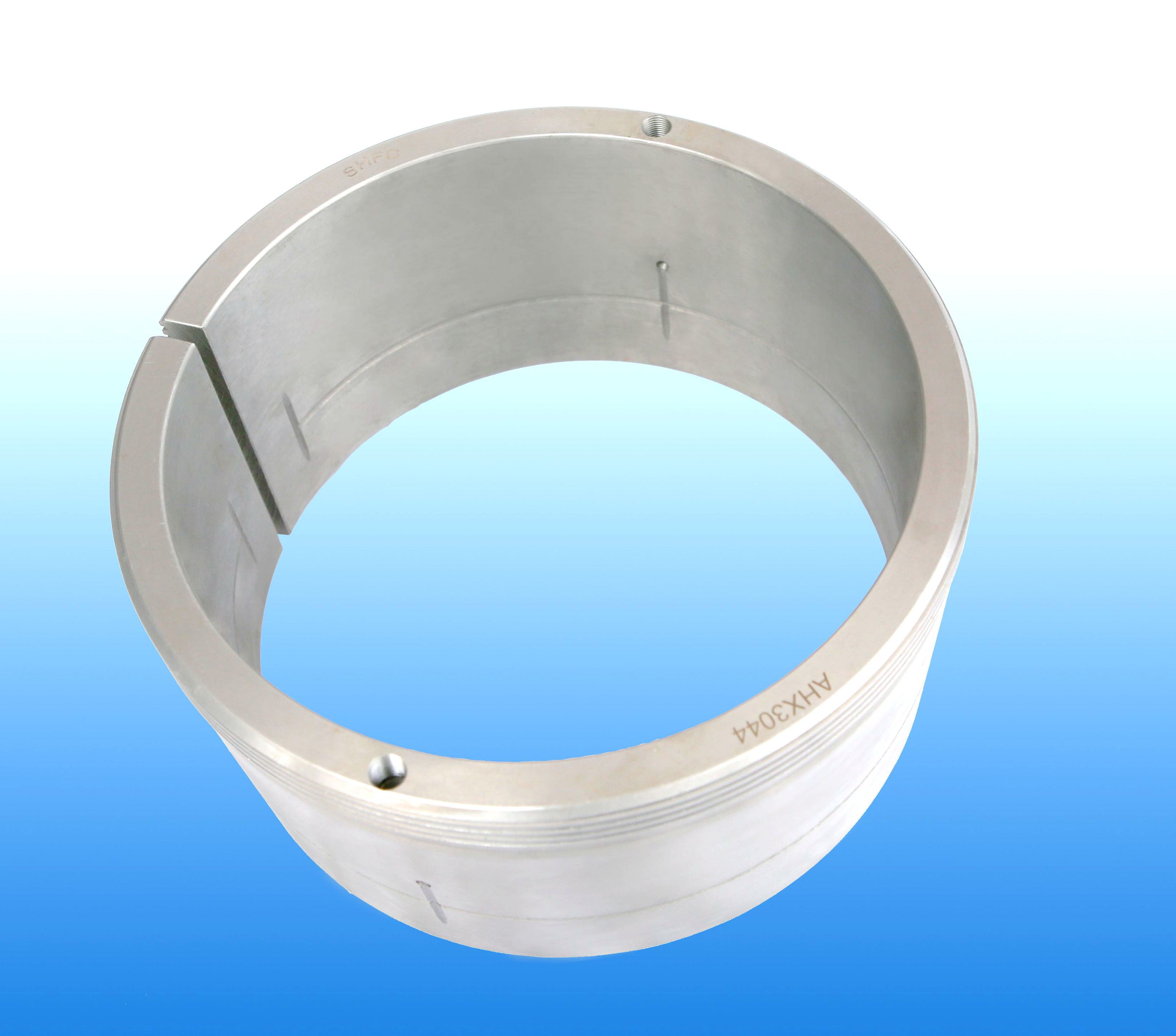 Excellent  Trusted and Audited Suppliers Factory CNC machining Split Bearing Adapter withdrawal sleeve AHX2317