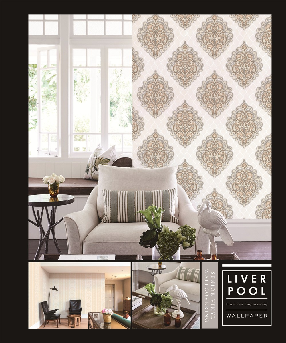 damask design background room wallcovering H273b1d5f74a04c52ad55cda20d866072f