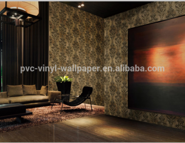 Cheap price modern pvc vinyl wallpaper product